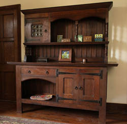 The Liberty & Co Locheven sideboard